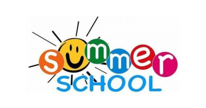 No Summer School on Friday, July 2, 2021